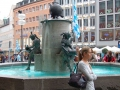 Fischbrunnen, Marienplatz