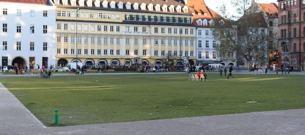 Marienhof Marienplatz
